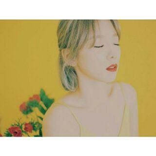 計榜代購!少女時代 太妍 Taeyeon 首張正規專輯 My Voice