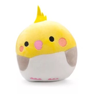 日本玄鳳鸚鵡Q版娃娃