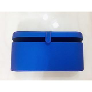 Dyson吹風機原廠收納盒(寶藍色)