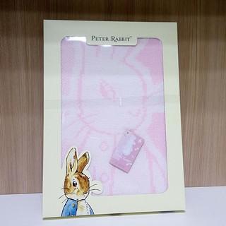 【全新】彼得兔毯子90-125cm 全新盒裝含吊牌