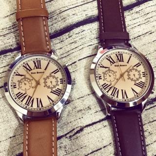 Don Bosco 復古手錶 羅馬指針 精品手錶