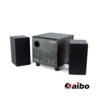 【aibo 】S388 三件式2.1聲道 木質USB多媒體喇叭