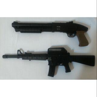 T-ARTS THE銃 轉蛋 扭蛋 機關槍 散彈槍 步槍