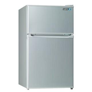 聲寶 100公升雙門小冰箱 SR-P10G