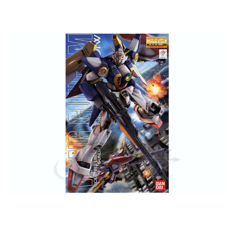 【魂商】現貨 BANDAI 鋼彈W MG 1/100 XXXG-01W WING GUNDAM 飛翼鋼彈 TV版
