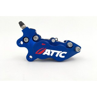 【柏利多銷】台灣汽車卡鉗大廠製造ATTC 二代 CNC對四卡鉗 卡鉗 非Frando Brembo ap nissin