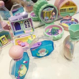 Re-ment食玩,少女們的回憶,口袋芭比,日本扭蛋,小仙女口袋盒