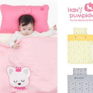韓國Hans pumpkin睡袋
