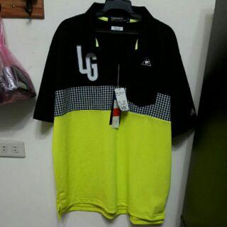 專櫃 le coq sportif 公雞牌 大尺碼男款上衣-2L<全新>原$4590