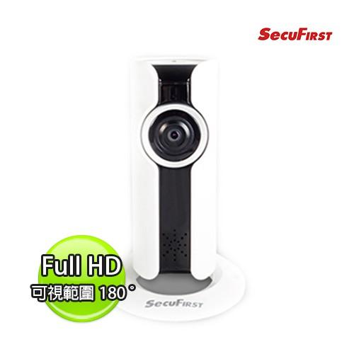 SecuFirst V101 超廣角FHD無線網路攝影機