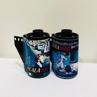 Fujifilm REALA 500D 富士電影底片 Whatevergraphy