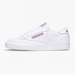 銳步 Reebok Club C 85 SO 小白鞋 男女休閑低幫復古板鞋 BS5214