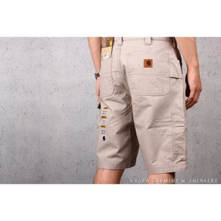 ~HYDRA ~CARHARTT 美版B147 CANVAS WORK SHORT 工作短