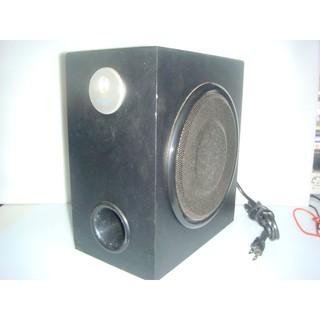 多媒體(低重音)喇叭~型號M3300~使用電壓AC120V