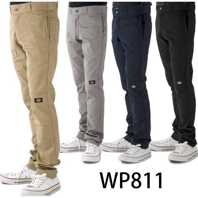 Dickies 工作褲 美國經典工裝品牌 休閒長褲 /工作長褲/修身窄版/合身版型/經典款 WP811