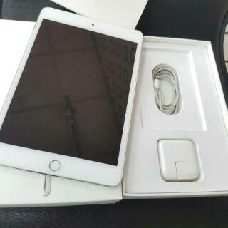 iPad mini4 64G LTE wifi+cellular 4G 銀色 二手平板
