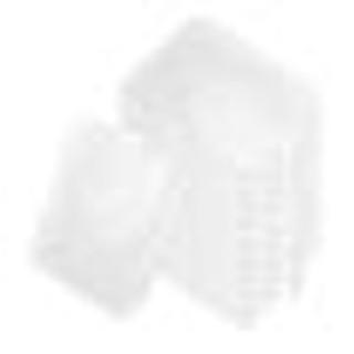 (10个)透明 简约小方块方形收纳盒 粉扑盒睫毛盒饰品盒