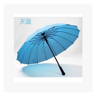 兩用晴雨傘長柄傘自動男女雙人傘i313