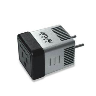 【Dr.AV】QB-220 220V 轉 110V 電壓調整器 (過載自動斷電保護)