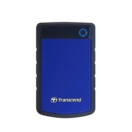 【新風尚潮流】創見 2TB 2.5吋 StoreJet 25H3B 外接式隨身硬碟 TS2TSJ25H3B