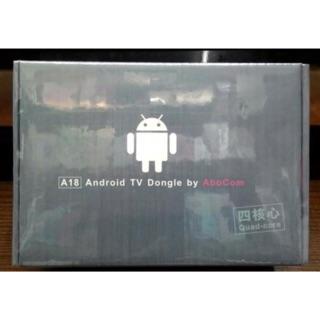 【友旺✿Abocom】A18✿安卓Android4.4四核心電視棒/電視卡SP-15TVD