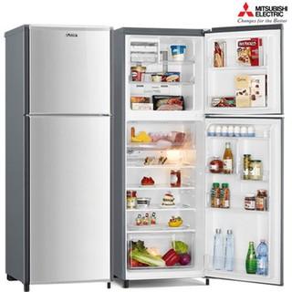 兜兜代購-MITSUBISHI 三菱 237公升負離子抗菌冰箱 MR-FT24E