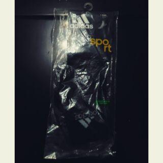 Adidas愛迪達長襪(黑色)