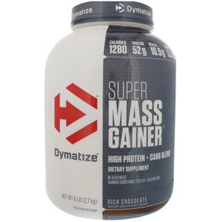 Dymatize Nutrition Super Mass Gainer 2.7kg 乳清 蛋白