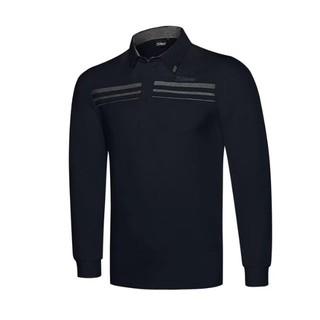 現貨titleist高爾夫長袖男 高爾夫球服球衣戶外運動服飾上衣 運動上衣 速乾透氣高爾夫長袖男 golf球服 男士衣著