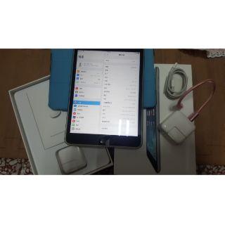 iPad Mini2 64G LTE 鐵灰色