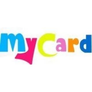 限量87折【MyCard My card 實體卡點數】非代儲