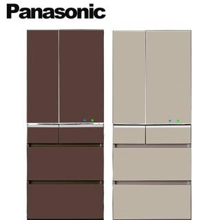 Panasonic國際牌日本進口601L六門冰箱NR-F602VG-T1/NR-F602VG-N1