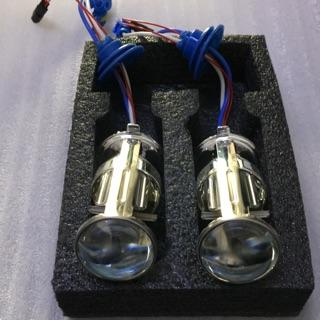 家呈汽機車精品  H4 HID魚眼燈泡組 現貨供應 實車安裝圖 完美的切線 保固ㄧ年