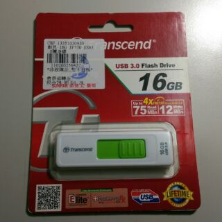 Transcend 16GB USB3.0 隨身碟