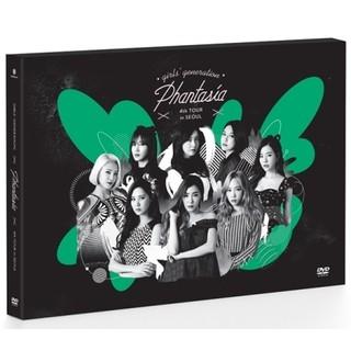 少女時代 - PHANTASIA IN SEOUL DVD / GIRLS GENERATION
