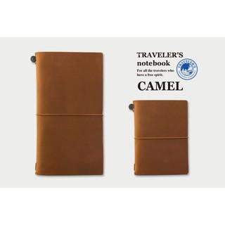 MIDORI Traveler's Notebook TN 旅人筆記本