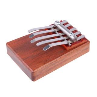 (活動價)原色紅木5音拇指鋼琴 手指琴