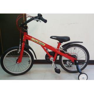 EASE BIKE 18吋6速 SHIMANO 巨輪多功能休閒車 童車 全家都適合的腳踏車 一台抵三台 台灣製
