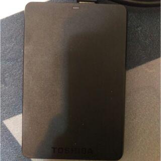 TOSHIBA 1TB行動硬碟