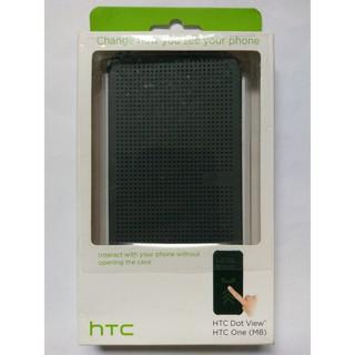 HTC  Dot View 炫彩顯示保護套 One (M8)