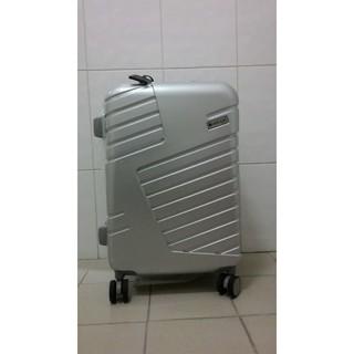 英國品牌Verage維麗杰鋁框登機行李箱 20吋,9成新