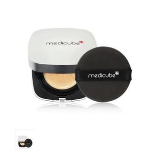 【5/8出貨】Medicube紅色奇蹟痘痘調理氣墊21白皙、23自然色