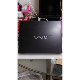 SONY 黑色 11.8吋 筆電