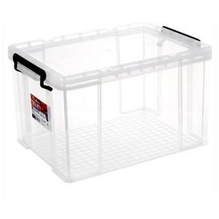 特大號透明塑膠收納箱加厚被子衣服玩具儲物整理箱收納盒