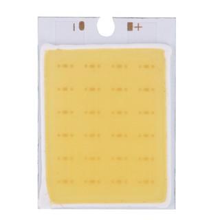 燈具 3W 24led COB 燈片 4片 暖白