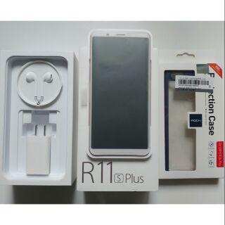 Oppo R11s plus 6G/64G 玫瑰金