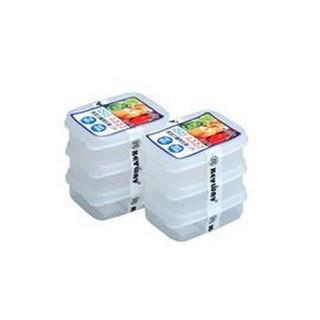 *Ju寶庫* 聯府KeyWay G503 長型巧麗密封盒 (3入) 保鮮盒 收納盒