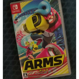 Nintendo switch arms 任天堂