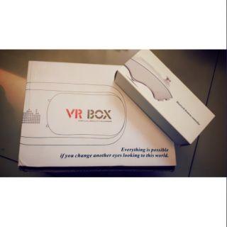 VR BOX 3D眼鏡