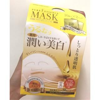 Pure 5 essence mask 淨白美容液面膜(20入)
